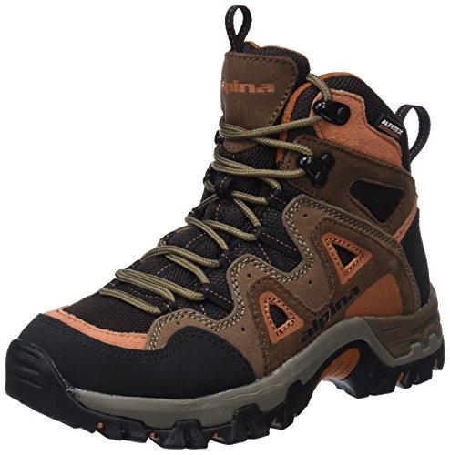 alpina Unisex-Erwachsene 680379 Trekking-& Wanderstiefel, Braun (Braun (2), 36 EU