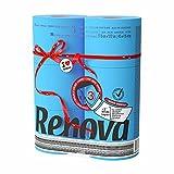 Renova Red Label Maxi Toilet Paper, Blue