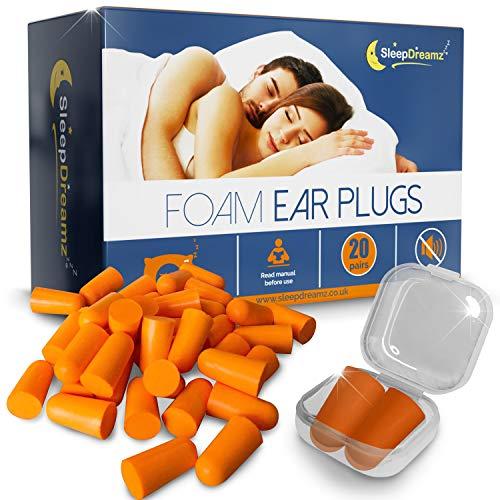 LUFA Un paio di tappi per le orecchie in silicone anti rumore russare tappi per le orecchie riduzione del rumore per lo studio
