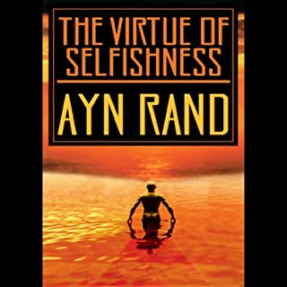 The Virtue of Selfishness audiobook cover art