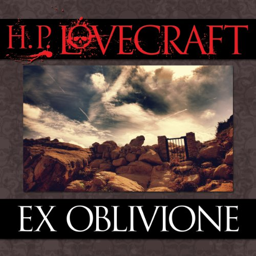 Ex Oblivione audiobook cover art