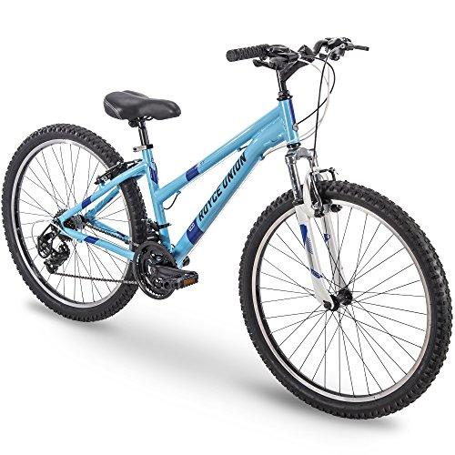 "26"" Royce Union RTT Womens 21-Speed Mountain Bike, 17"" Aluminum Frame, Trigger Shift, Sky Blue (76438)"