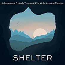 Shelter (feat. Andy Timmons, Jason Thomas & Eric Willis)