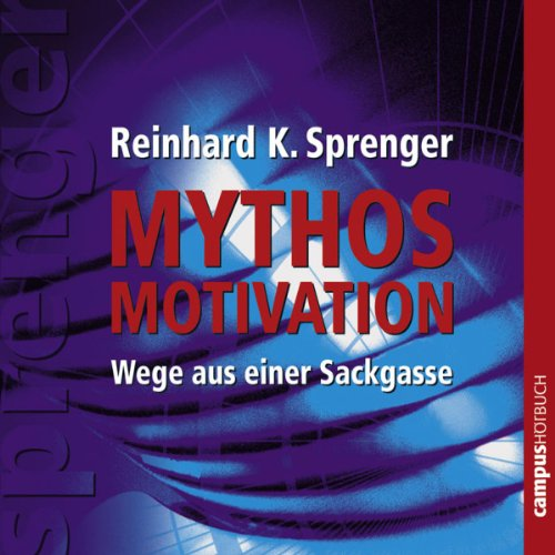 Mythos Motivation audiobook cover art