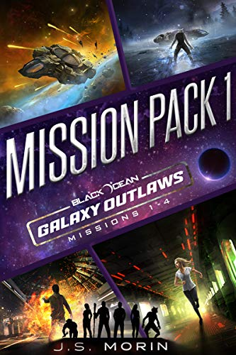 Mission Pack 1: Missions 1-4 (Black Ocean: Galaxy Outlaws)