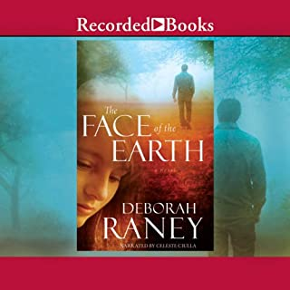 The Face of the Earth audiobook cover art