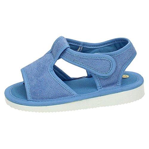 VULCA-BICHA 107 Zapatillas CASA Azul NIÑO Zapatillas CASA AGUAMAR 26