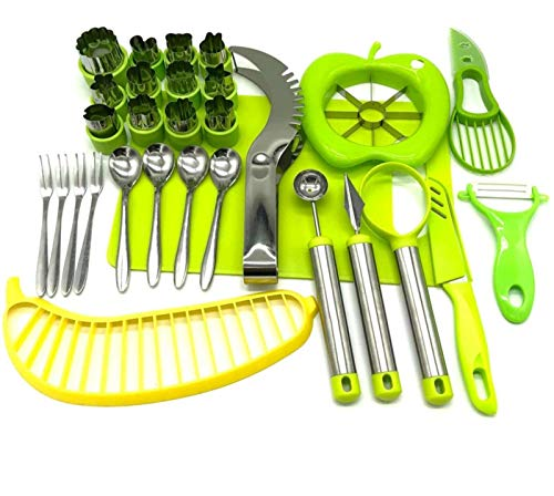 RoyalMade Fruit slicer set of 30 pcs