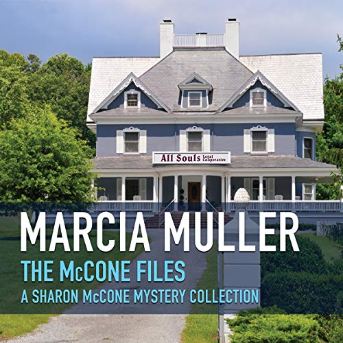 Couverture de The McCone Files