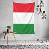 JJLIN Hungary Hungarian Flag W...