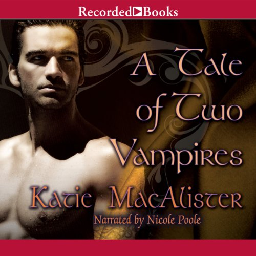 Couverture de A Tale of Two Vampires