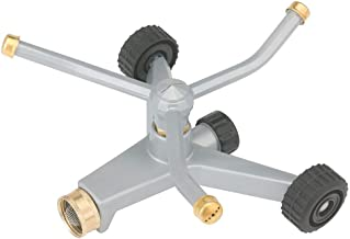 Gilmour WS45OS Metal Square Pattern Rotating Lawn Sprinkler - 2 Pack