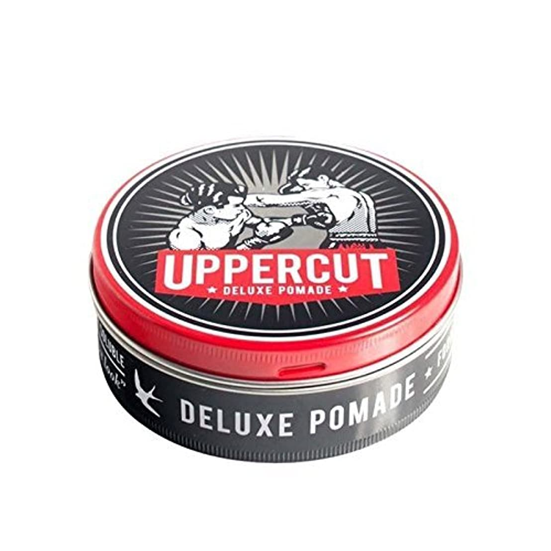 休憩する正確な発生UPPERCUT DELUXE POMADE アッパーカット デラックス ポマード 100g