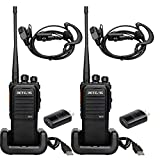 Retevis RB75 GMRS Radio 4500mAh, Long Range Walkie Talkies for Adults IP67 Waterproof,Squelch Clear Sound, Hands Free 2 Way Radios VOX Outdoor(2 Pack)