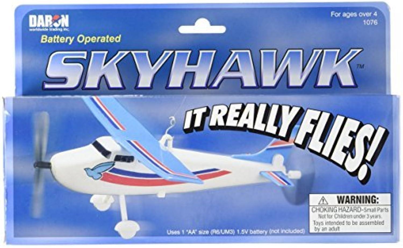 Flying Skyhawk On A String by Daron