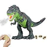 Remote Control Dinosaur Toy for Kid, RC Tyrannosaurus...