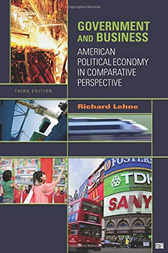 Compare Textbook Prices for Government and Business: American Political Economy in Comparative Perspective 3 Edition ISBN 9781608710171 by Lehne, Richard
