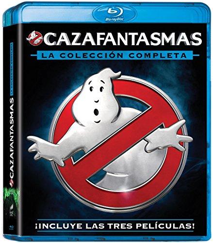 Cazafantasmas: Trilogía [Blu-ray]