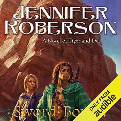Sword-Bound Audiobook By Jennifer Roberson cover art