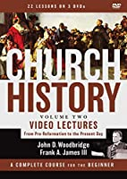 Church History: Video Lectures From Pre-Reformation to the Present Day [DVD]