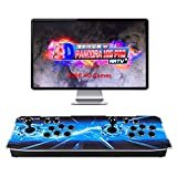 GWALSNTH 3D Pandora Box 18S Pro Arcade Games Console, 8000 in 1 HD Video Games Machine,Plug and Play Games at Home,WiFi Function to Add More Games