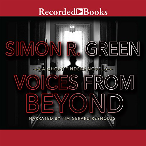 Voices From Beyond audiobook cover art