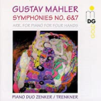 Mahler - Symphonies 6 & 7 (Piano duo version)