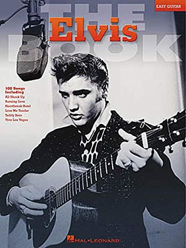 Partition : Presley Elvis The Book Easy Guitar