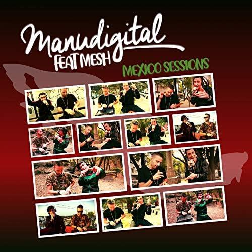 Manudigital feat. Mesh