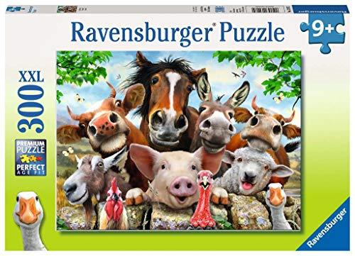 Ravensburger 13207 2 Puzzle-Say Cheese
