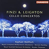 Finzi & Leighton: Cello Concertos by FRANK BRIDGE (2001-09-25)