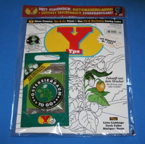 Nagelneues YPS Heft 01/2014 mit Gimmick Nr. 1263 Ostereierbaum to go Ostern neu