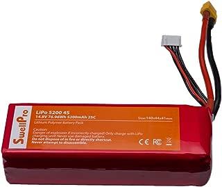 4S 16.8V 5200Mah Lipo Battery for Splash Drone 3/3 Plus