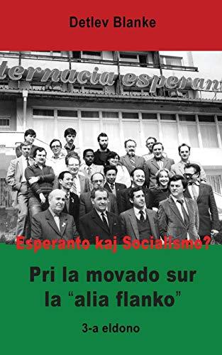 Price comparison product image Esperanto kaj Socialismo Pri la movado sur la 'alia flanko'