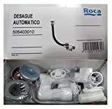 Roca A506403010 - Desagüe Autom Polipr Bañera Cromo Recambio - Bañera - Hidromasaje Acero-Acrilicas-Hierro Fundido - Desagües