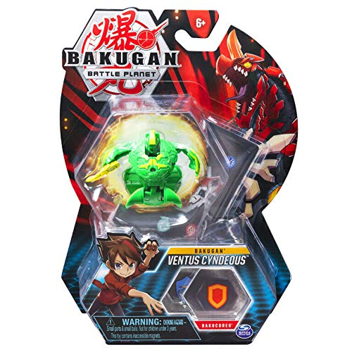 BAKUGAN Battle Planet Collectible Transforming Creature - Ventus Cyndeous