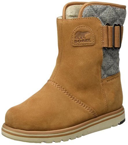 Sorel Women's Rylee Snow Boot, Elk, 5.5 B US