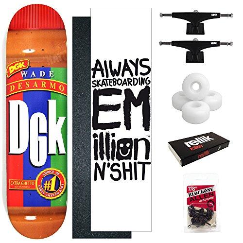 DGK Desarmo Convenience 7.9 Complete