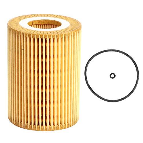 Filtro de aceite de motor profesional y junta tórica A6421800009 de repuesto para R251 W211 W212 W164 W166 3.0L