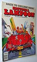 National Lampoon Magazine, October 1989 - Back to College Issue