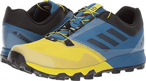 Adidas Terrex Trailmaker Hiking Shoe - Men's Core Blue/Black/Unity Lime 13