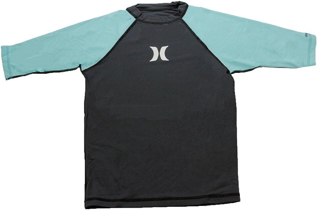 Hurley Men's One and Only Rashguard Long Sleeve Shirt
