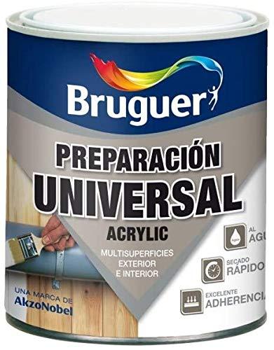 Bruguer - Preparacion Universal Acrilico Al Agua Blanco 4L