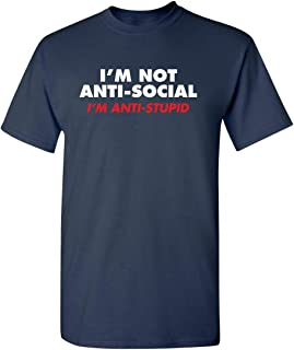 Best antisocial teenager shirt Reviews