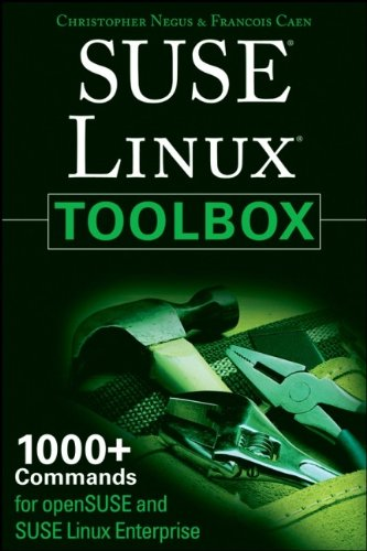 Image OfSUSE Linux Toolbox: 1000+ Commands For OpenSUSE And SUSE Linux Enterprise