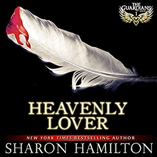 Heavenly Lover audiobook cover art