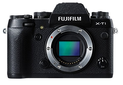 5. Fujifilm X-T1 Travel Camera