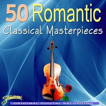 50 Romantic Classical Masterpieces Volumes 1-5