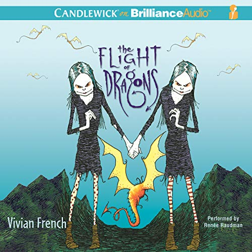 The Flight of Dragons Audiobook By Vivian French cover art