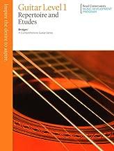 GTB01U - Bridges Guitar Repertoire and Etudes Level 1